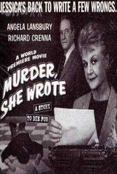 Murder, She Wrote: A Story to Die For on-line gratuito