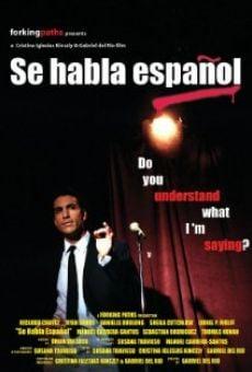 Se habla español en ligne gratuit