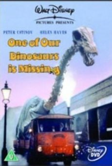 One of Our Dinosaurs is Missing on-line gratuito