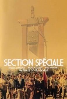 Section spéciale on-line gratuito