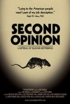 Película: Second Opinion: Laetrile at Sloan-Kettering