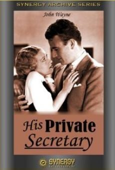 His Private Secretary on-line gratuito