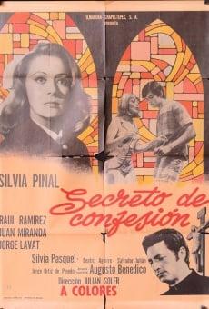 Ver película Secreto de confesión