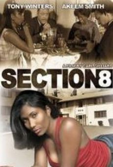 Section 8 on-line gratuito