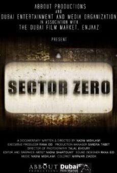 Sector Zero on-line gratuito
