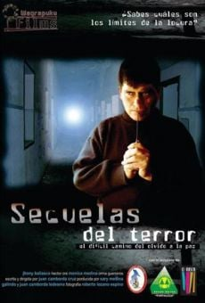Secuelas del terror on-line gratuito