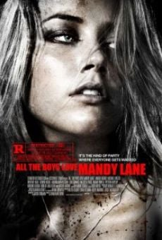 All the Boys Love Mandy Lane on-line gratuito