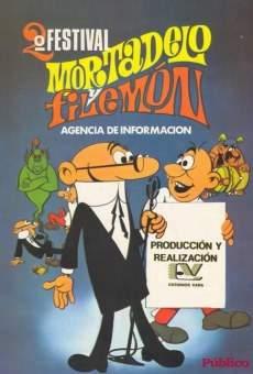 Ver película Segundo Festival de Mortadelo y Filemón, agencia de información