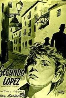 Ver película Segundo López, aventurero urbano