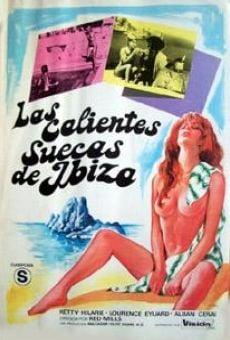 Seis calientes suecas en Ibiza on-line gratuito