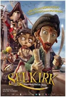 Ver película Selkirk, el verdadero Robinson Crusoe