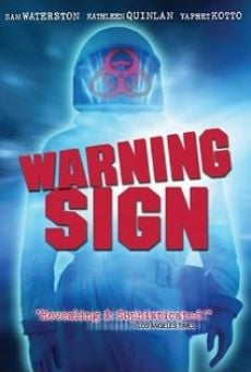 Warning Sign on-line gratuito