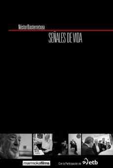 Película: Señales de vida: Néstor Basterretxea