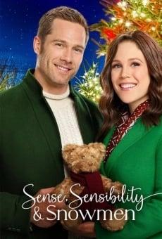 Ver película Sense, Sensibility & Snowmen