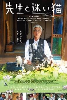 Ver película Profesor y gato callejero