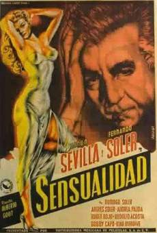 Sensualidad online streaming