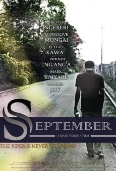 September en ligne gratuit