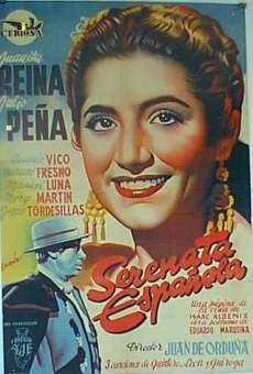 Película: Serenata española