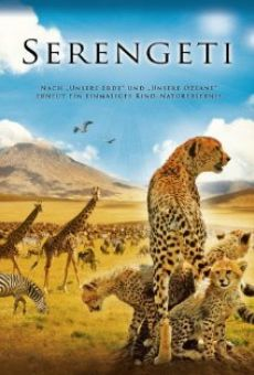 Ver película Serengeti