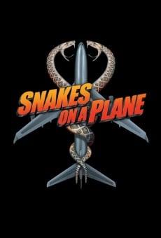 Serpientes en el avión online