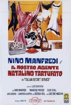 Película: Servicio secreto a la italiana