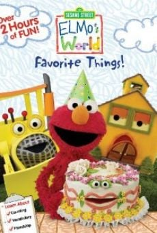 Película: Sesame Street: Elmo's World - Favorite Things