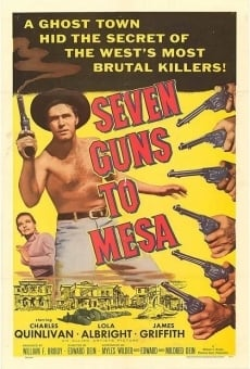 Seven Guns to Mesa on-line gratuito