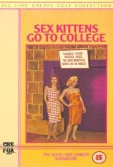Película: Sex Kittens Go to College