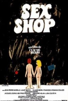 Película: Sex-shop