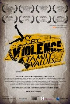 Sex.Violence.FamilyValues. online streaming