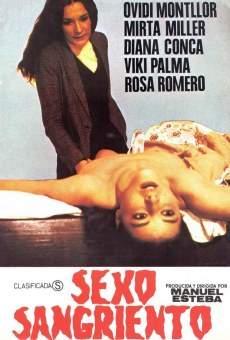 Ver película Sexo sangriento
