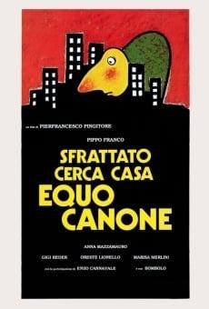 Ver película Sfrattato cerca casa equo canone