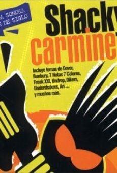 Película: Shacky Carmine