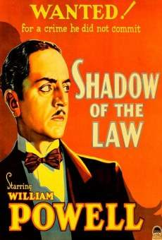Shadow of the Law online streaming