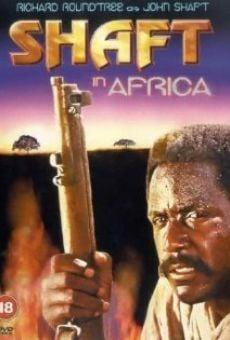 Ver película Shaft en África