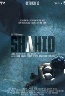 Ver película Shahid