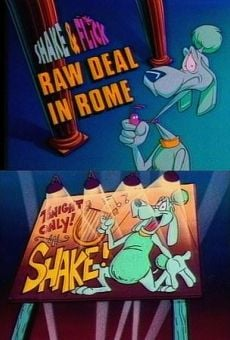 What a Cartoon!: Shake and Flick in Raw Deal in Rome on-line gratuito