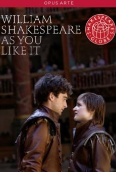 As You Like It at Shakespeare's Globe Theatre on-line gratuito