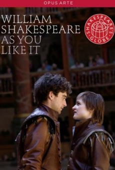 As You Like It at Shakespeare's Globe Theatre