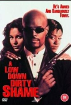 a low down dirty shame 1994 film en fran ais cast et bande annonce. Black Bedroom Furniture Sets. Home Design Ideas