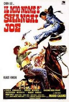Il mio nome è Shangai Joe on-line gratuito