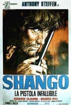 Ver película Shango, pistola infalible