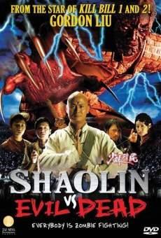 Shaolin vs. Evil Dead online
