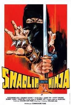 Ver película Shaolin Vs. Ninja