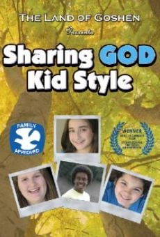 Película: Sharing God Kid Style