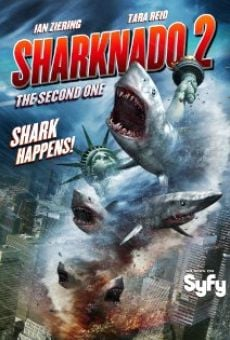 Sharknado 2: The Second One online streaming