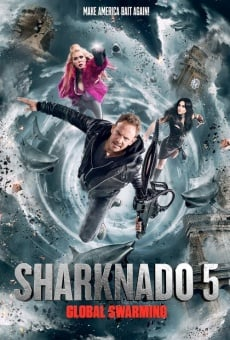 Ver película Sharknado 5: Aletamiento global