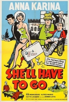 Película: She'll Have to Go