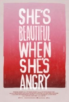 Película: She's Beautiful When She's Angry
