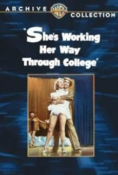 Ver película She's Working Her Way Through College